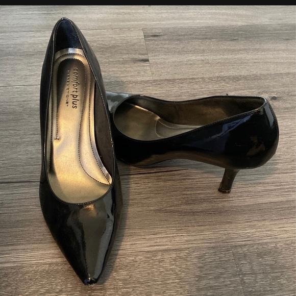Black Short-High Heels